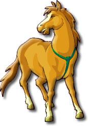 Image clipart animaux gratuit en ligne - Clipart cheval gratuit ...