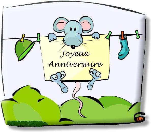 Funny images image drole anniversaire gratuit - Clipart anniversaire gratuit telecharger ...