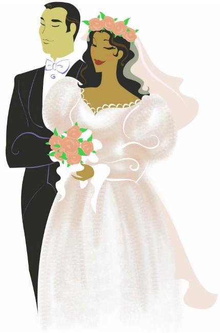 mariage blog clipart sur le mariage. Black Bedroom Furniture Sets. Home Design Ideas